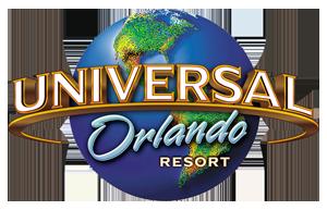 Logotipo Universal Orlando Resort oficial