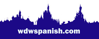 Walt Disney World Spanish