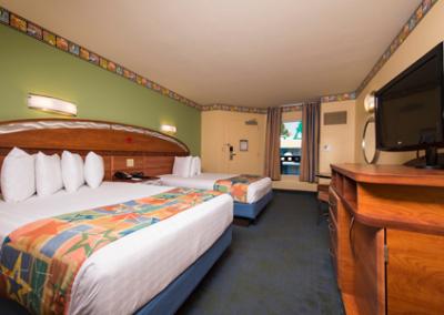Habitación Disney all Star Movies Resort
