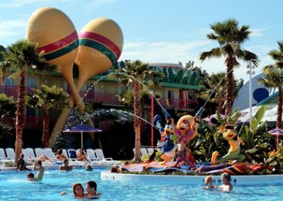 Piscina All Star Music Resort