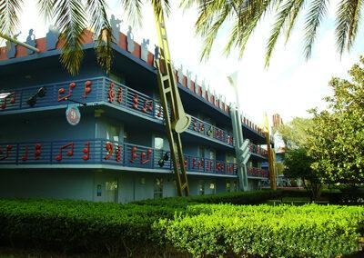 Habitaciones Disney all Star Music Resort
