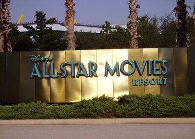 Entrada Disney all Star Movies Resort