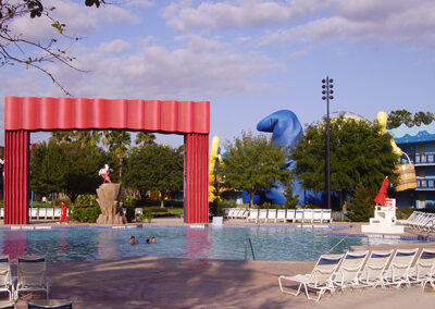 All Star Movies Swimming