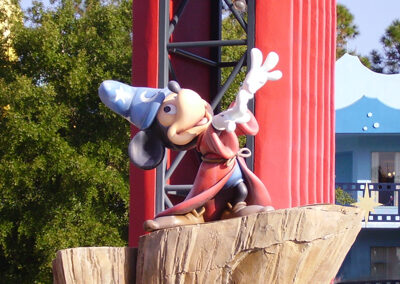 Mickey Mago Disney all Star Movies Resort