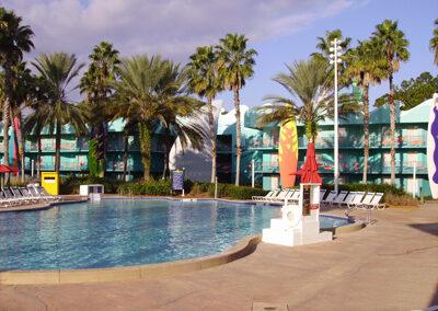 Disney all star sports swimming
