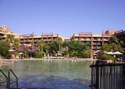 Piscina de Disney Animal Kingdom Lodge