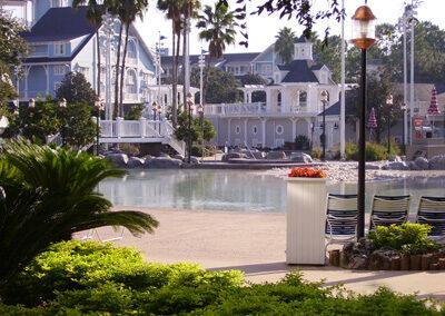 Piscina del Disney Beach club Resort