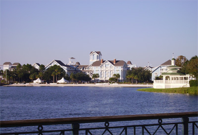 Disney Beach Club Resort exterior