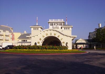 Entrada Disney Boardwalk Resort