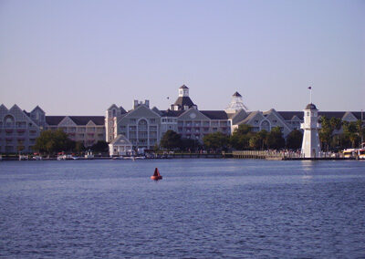 Disney Boardwalk Resort Lago