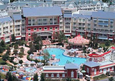 Piscina del Disney Boardwalk Resort