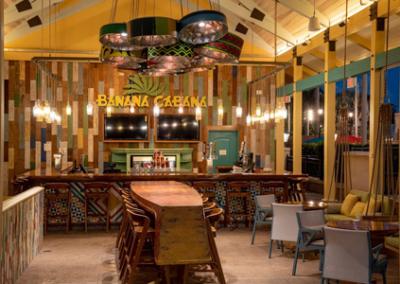 Banana Cabana Disney Caribbean Beach Resort