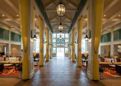 Restaurantes Disney Caribbean Beach Resort
