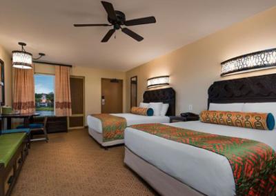 Habitación Disney Caribbean Beach Resort