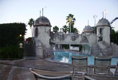 Piscina Disney Caribbean Beach Resort