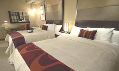 habitación del Disney Cotemporary Resort