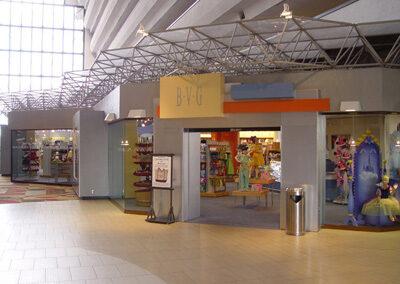 Lobby del Disney Contemporary Resort