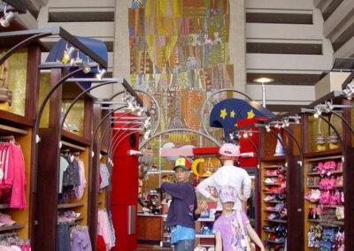 Tiendas en el Disney Contemporary Resort