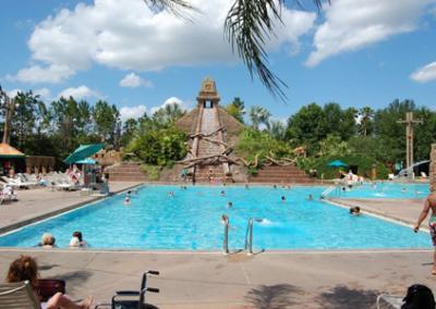Piscina Disney Coronado Springs