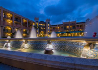 Exterior Piscina Disney Coronado Springs