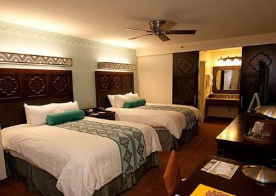 Habitación Piscina Disney Coronado Springs