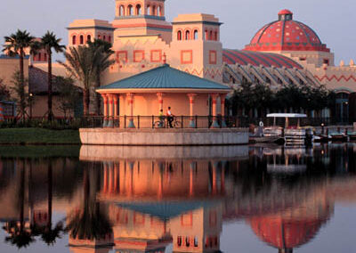 Disney coronado springs resort exterior