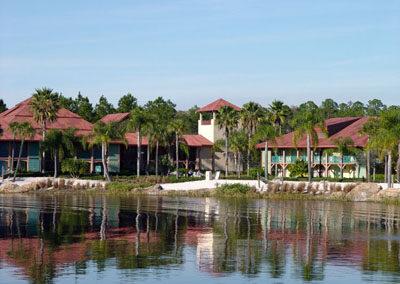 Vista Lago Piscina Disney Coronado Springs
