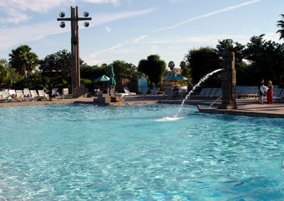 piscina Piscina Disney Coronado Springs