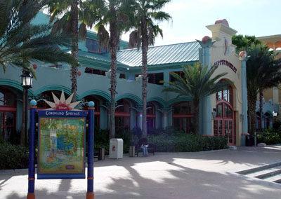Mercado del Disney Saratoga Springs Resort