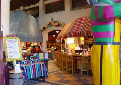 Restaurantes en el Disney Saratoga Springs Resort