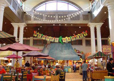 Pepper Market en el Disney Saratoga Springs Resort