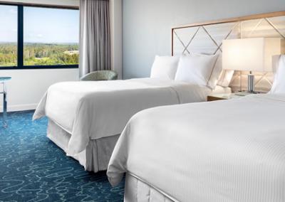 Habitación Swan Resort