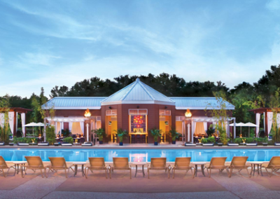 Piscina Swan Resort