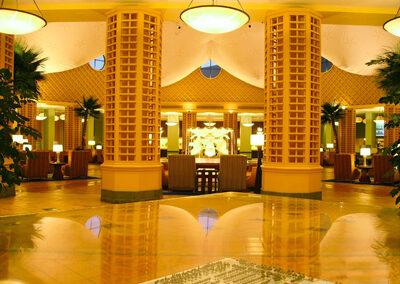Lobby Dolphin Resort
