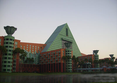 Exterior del Dolphin Resort