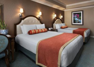 habitación del Disney Grand Floridian Resort