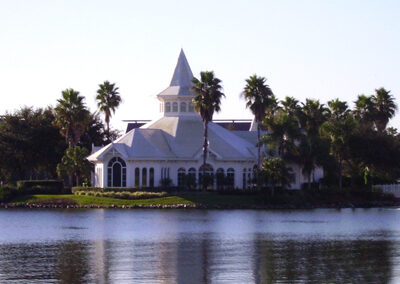Salon de bodas del Disney Grand Floridian Resort