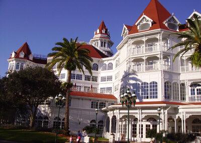 Exterior del Disney Grand Floridian Resort