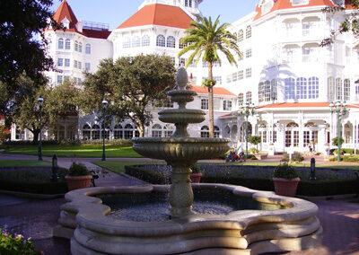 jardines del Disney Grand Floridian Resort