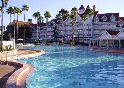 Piscina del Disney Grand Floridian Resort