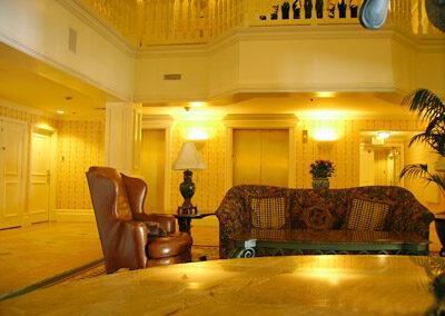 Lobby del Disney Grand Floridian Resort