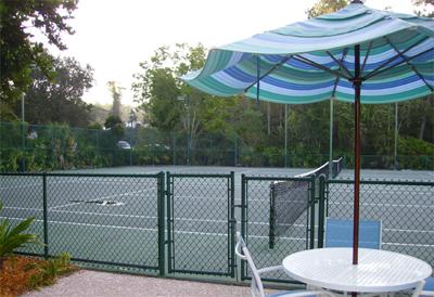 Pista Tenis disney old key west resort
