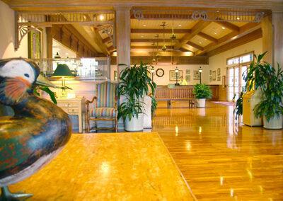 Lobby disney old key west resort