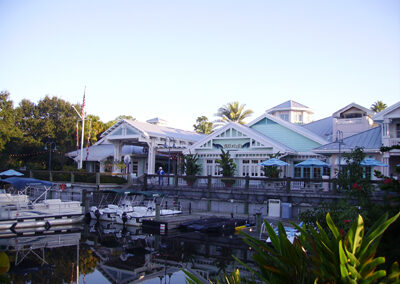 Disney Old Key West Resort Exterior