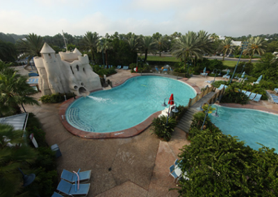 piscina disney old key west resort