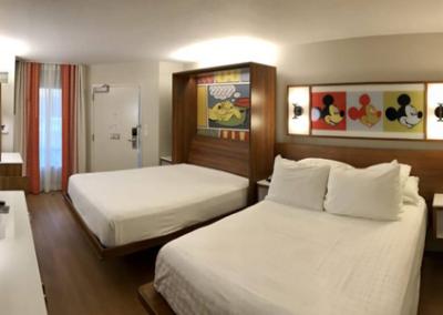 habitación pop century Resort