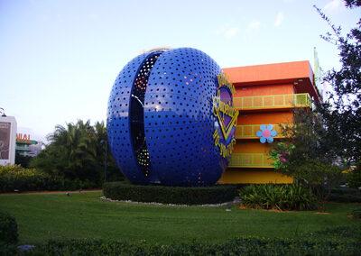 yo yo Disney Pop Century Resort