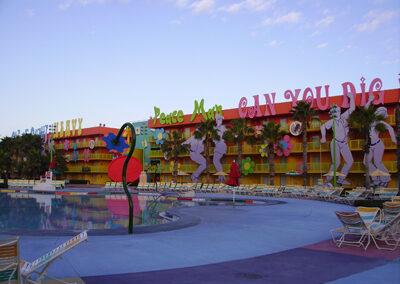 Disney Pop Century Resort dance