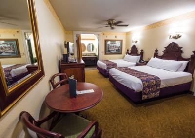 Habitacion Lobby Disney Port Orleans Resort