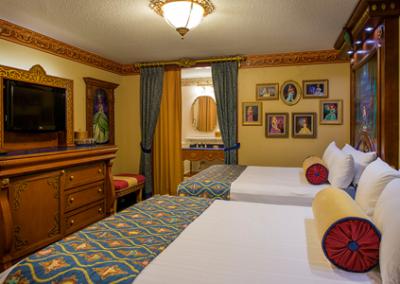 Habitacion Disney Port Orleans Resort